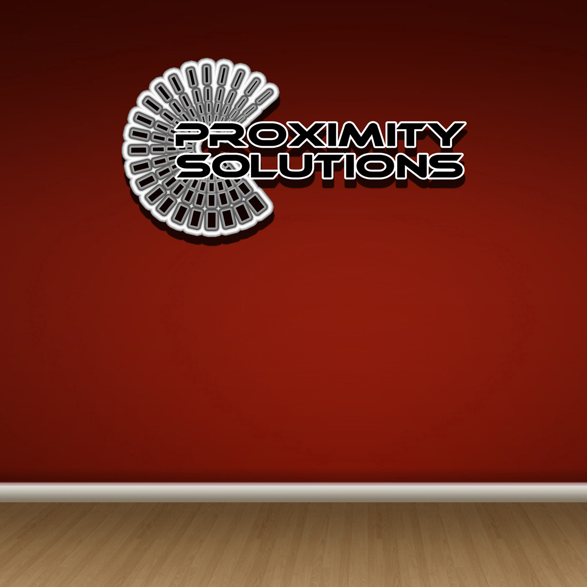 Logo Design by MITUCA ANDREI - Entry No. 24 in the Logo Design Contest New Logo Design for Proximity Solutions.