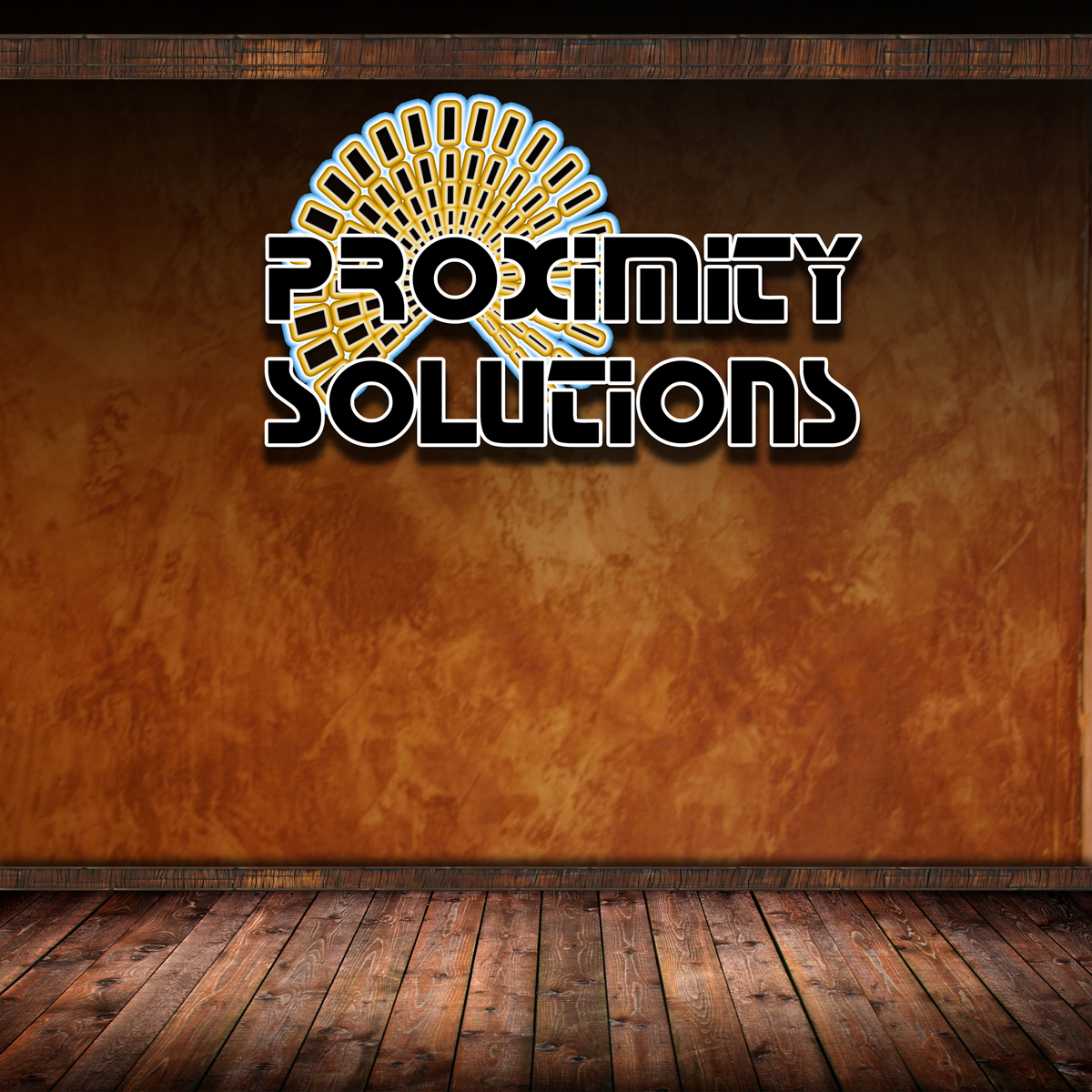 Logo Design by MITUCA ANDREI - Entry No. 25 in the Logo Design Contest New Logo Design for Proximity Solutions.