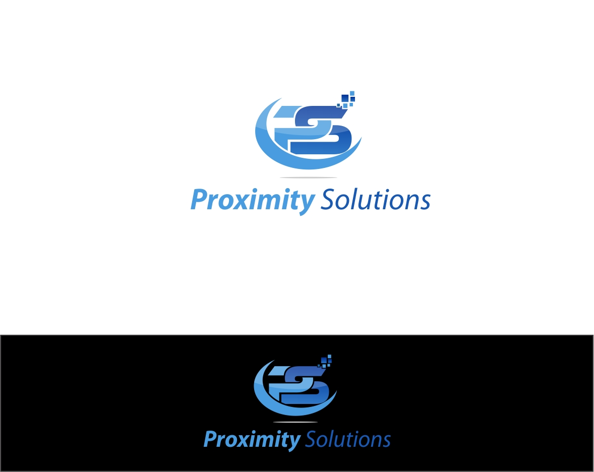 Logo Design by haidu - Entry No. 28 in the Logo Design Contest New Logo Design for Proximity Solutions.