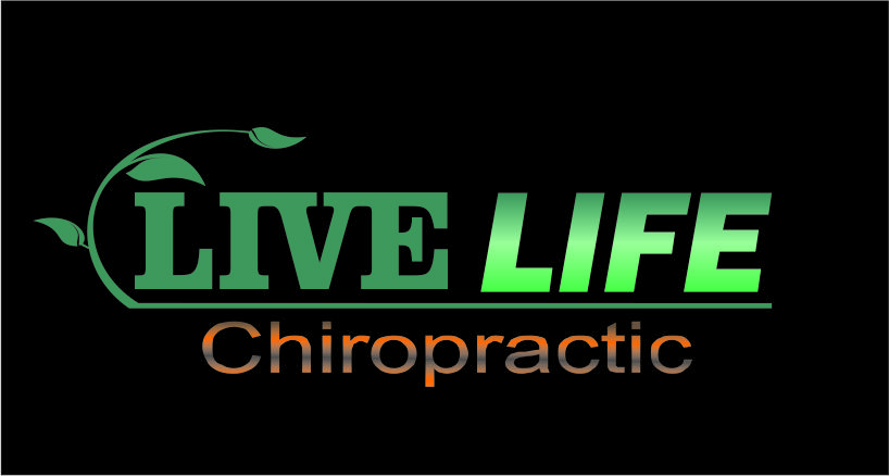 Logo Design by Agus Martoyo - Entry No. 77 in the Logo Design Contest Captivating Logo Design for LiveLife Chiropractic.