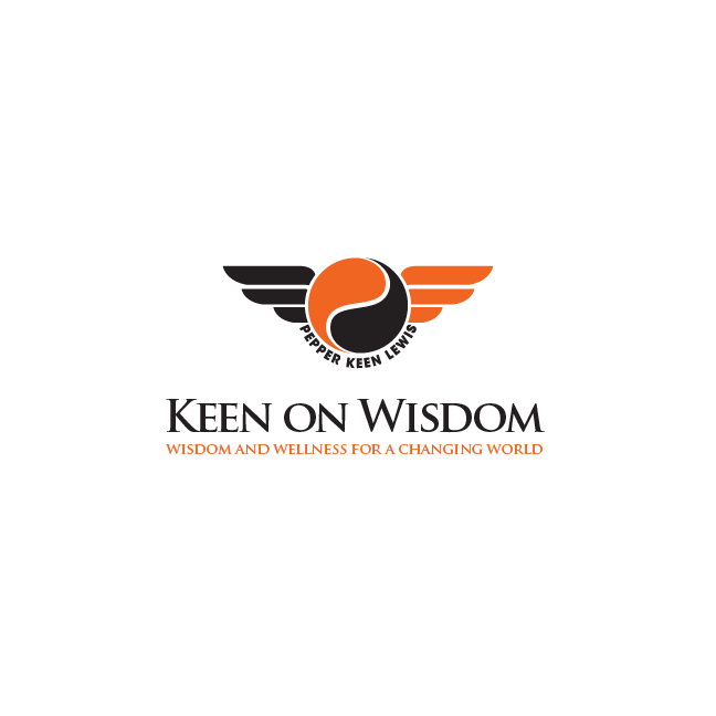 Logo Design by zesthar - Entry No. 40 in the Logo Design Contest Logo Design for Keen on Wisdom, Keen for Life, Keen 4 Life.