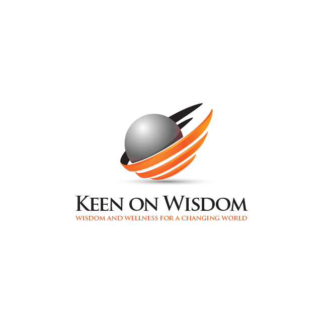 Logo Design by zesthar - Entry No. 41 in the Logo Design Contest Logo Design for Keen on Wisdom, Keen for Life, Keen 4 Life.
