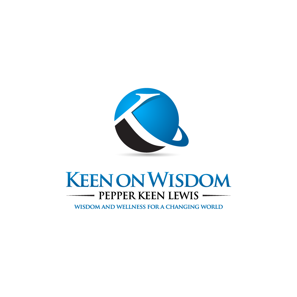Logo Design by zesthar - Entry No. 43 in the Logo Design Contest Logo Design for Keen on Wisdom, Keen for Life, Keen 4 Life.