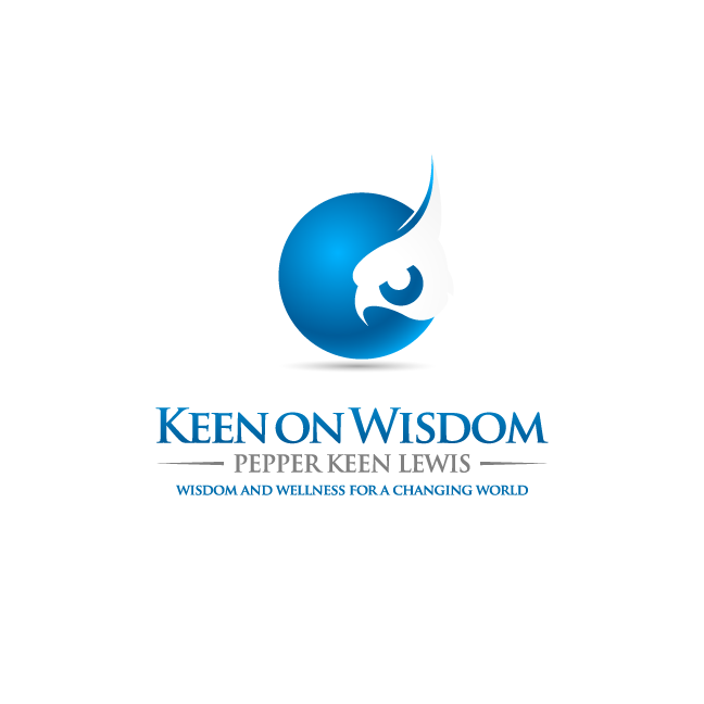 Logo Design by zesthar - Entry No. 44 in the Logo Design Contest Logo Design for Keen on Wisdom, Keen for Life, Keen 4 Life.