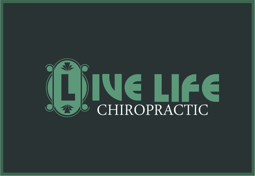 Logo Design by Agus Martoyo - Entry No. 85 in the Logo Design Contest Captivating Logo Design for LiveLife Chiropractic.