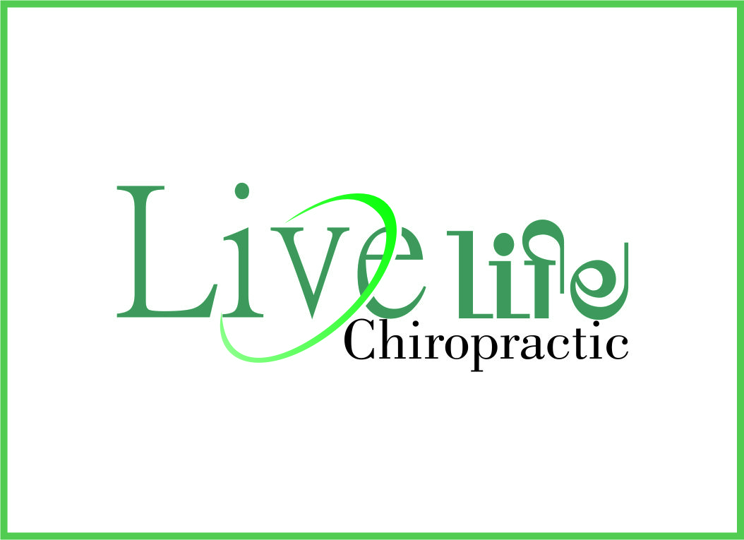 Logo Design by Agus Martoyo - Entry No. 93 in the Logo Design Contest Captivating Logo Design for LiveLife Chiropractic.
