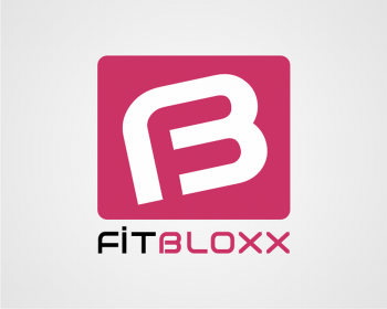 Logo Design by Rudy - Entry No. 10 in the Logo Design Contest FitBloxx (creating block fits for the apparel industry).