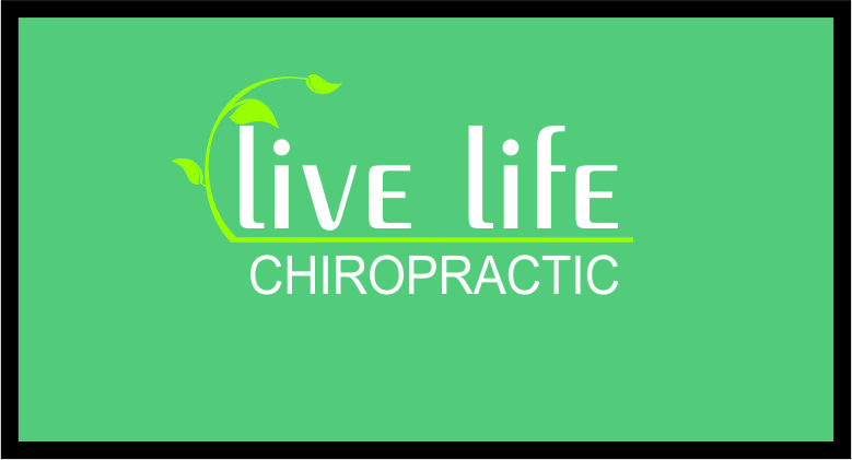Logo Design by Agus Martoyo - Entry No. 103 in the Logo Design Contest Captivating Logo Design for LiveLife Chiropractic.