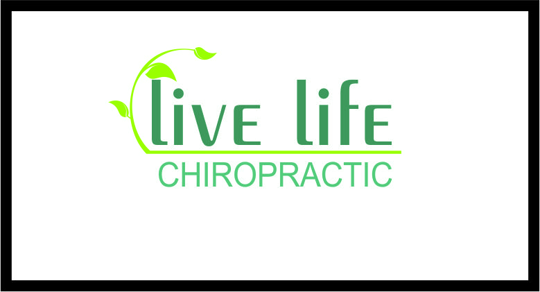 Logo Design by Agus Martoyo - Entry No. 104 in the Logo Design Contest Captivating Logo Design for LiveLife Chiropractic.