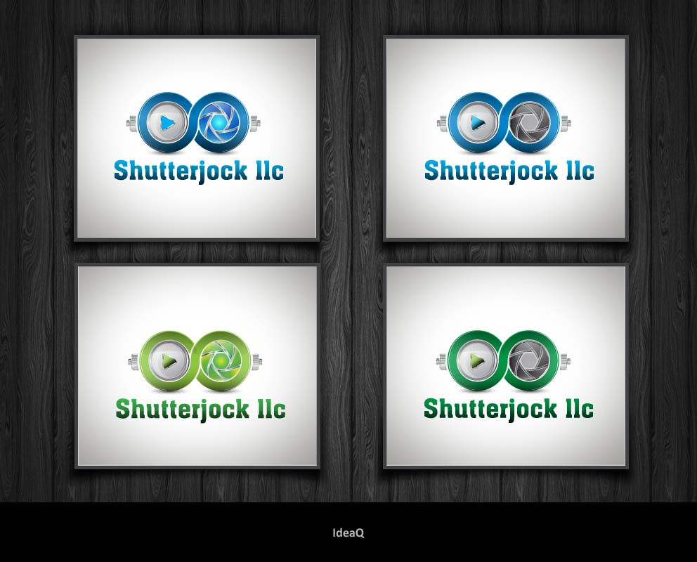 Logo Design by Private User - Entry No. 44 in the Logo Design Contest Unique Logo Design Wanted for Shutterjock LLC.