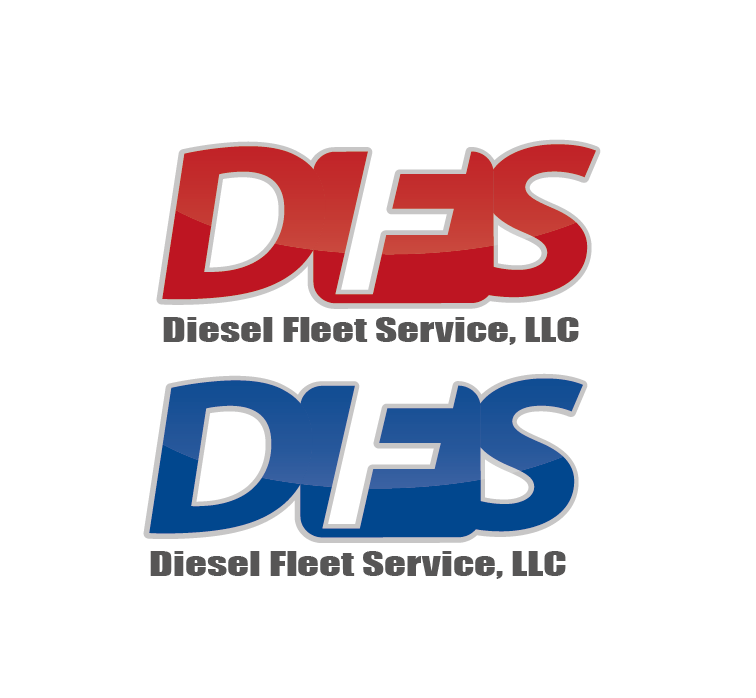 Logo Design by 354studio - Entry No. 57 in the Logo Design Contest Artistic Logo Design for Diesel Fleet Service, LLC.