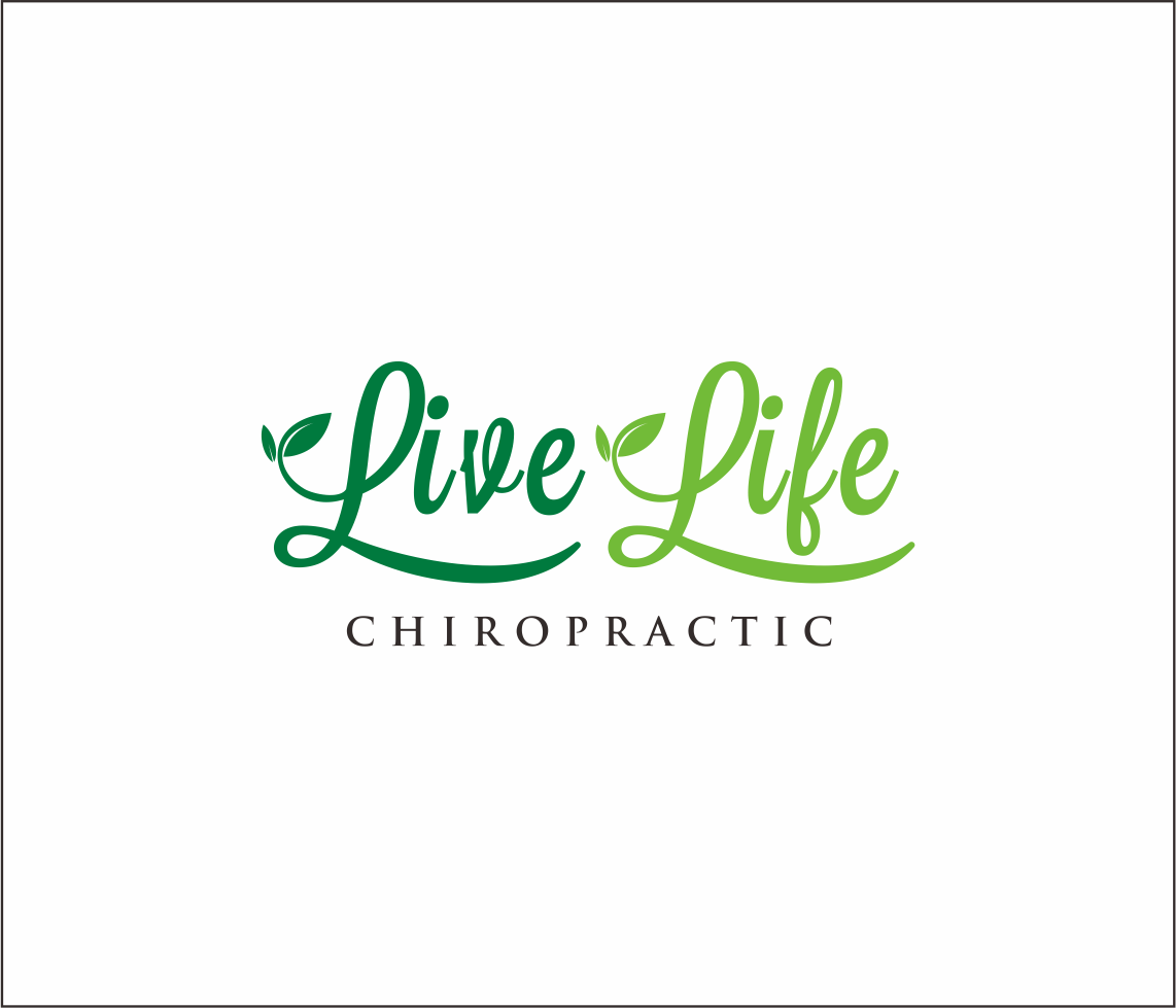Logo Design by Armada Jamaluddin - Entry No. 108 in the Logo Design Contest Captivating Logo Design for LiveLife Chiropractic.