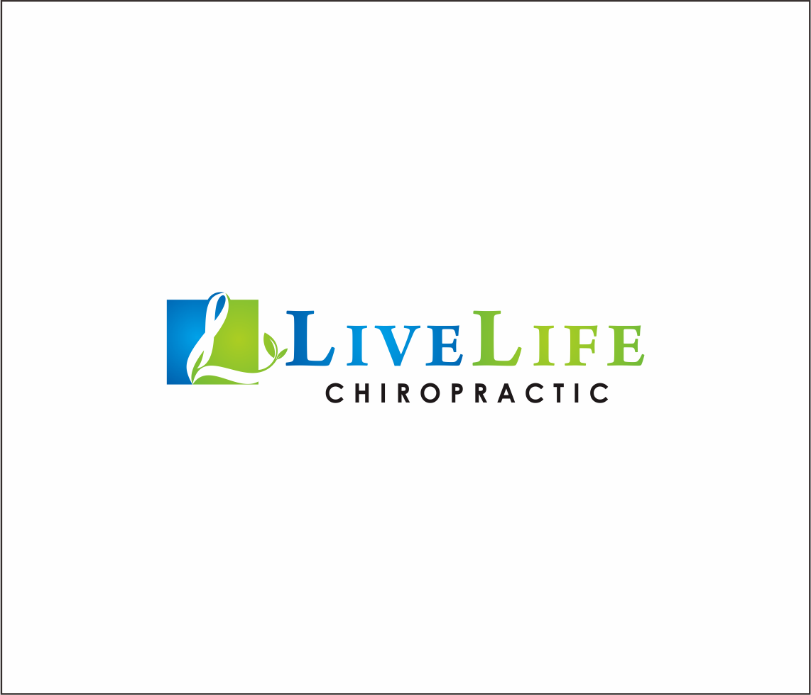 Logo Design by Armada Jamaluddin - Entry No. 114 in the Logo Design Contest Captivating Logo Design for LiveLife Chiropractic.