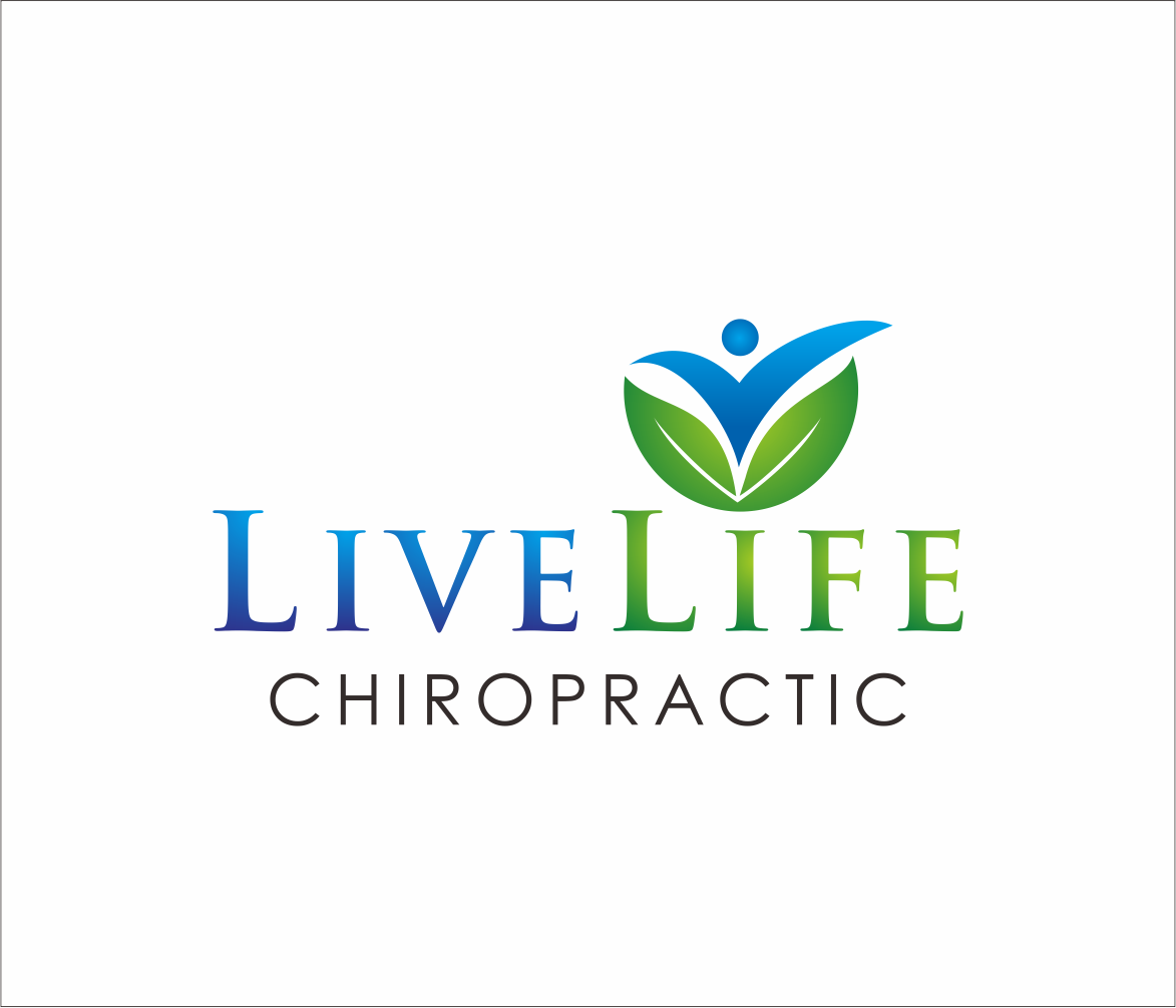 Logo Design by Armada Jamaluddin - Entry No. 123 in the Logo Design Contest Captivating Logo Design for LiveLife Chiropractic.