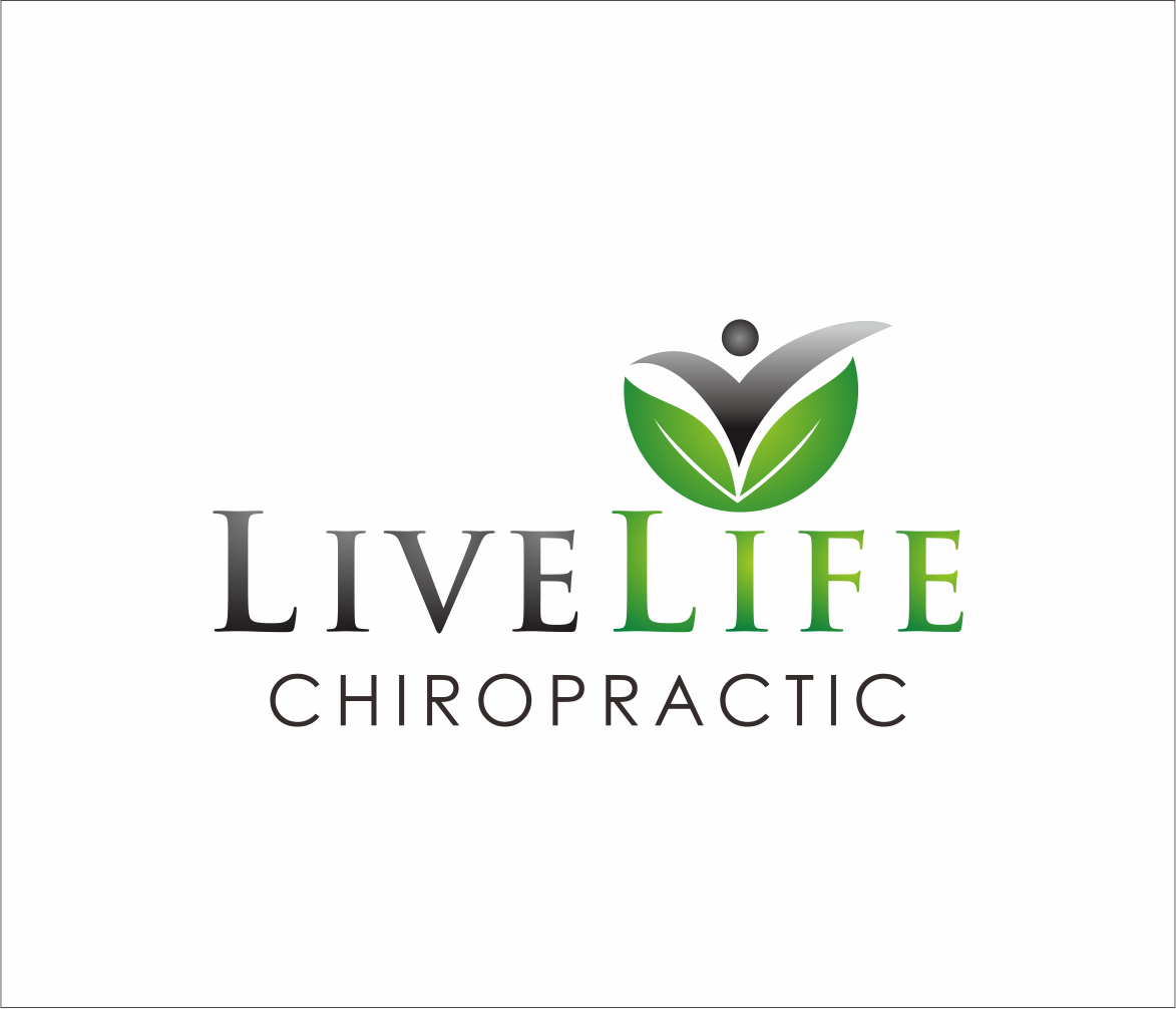 Logo Design by Armada Jamaluddin - Entry No. 124 in the Logo Design Contest Captivating Logo Design for LiveLife Chiropractic.