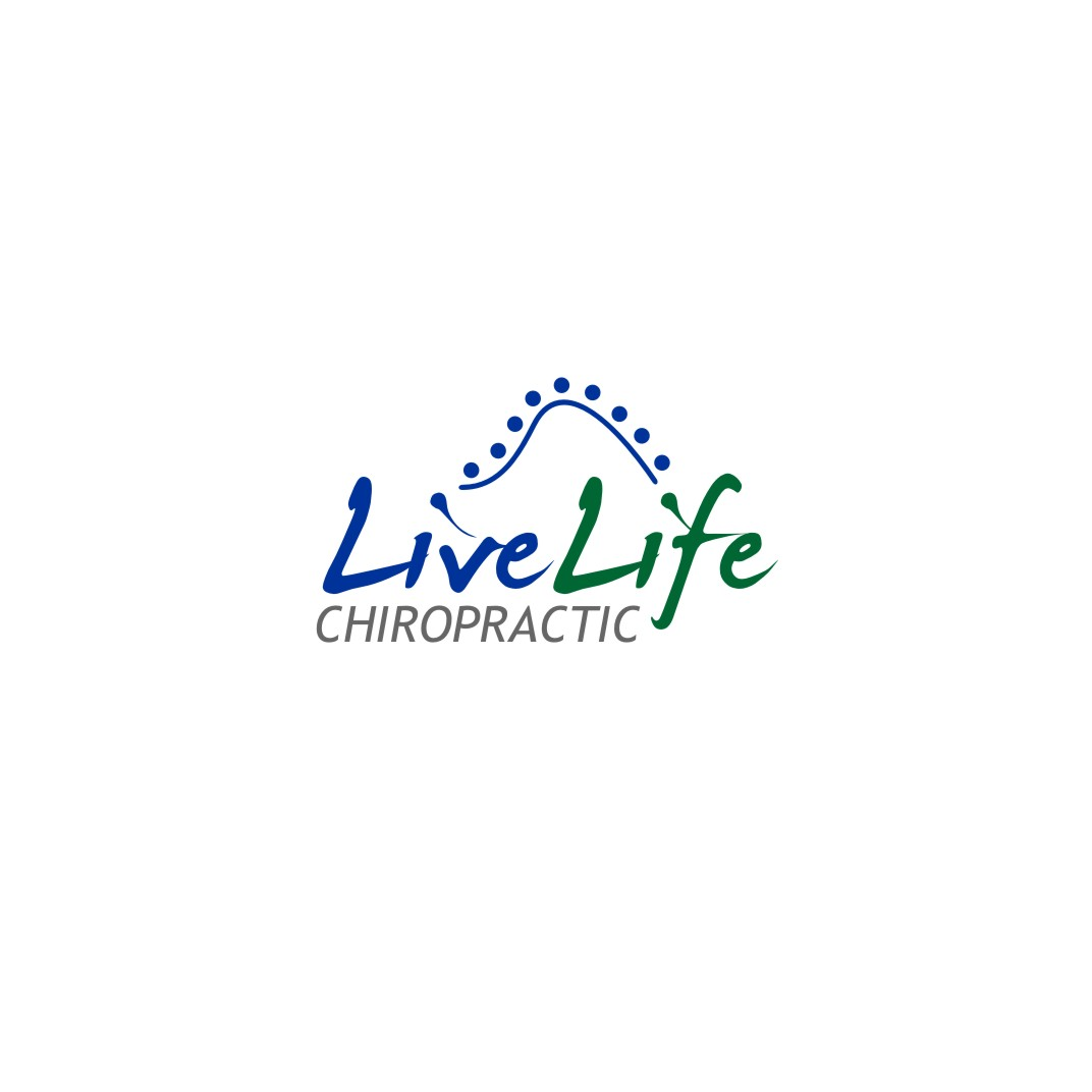 Logo Design by untung - Entry No. 125 in the Logo Design Contest Captivating Logo Design for LiveLife Chiropractic.