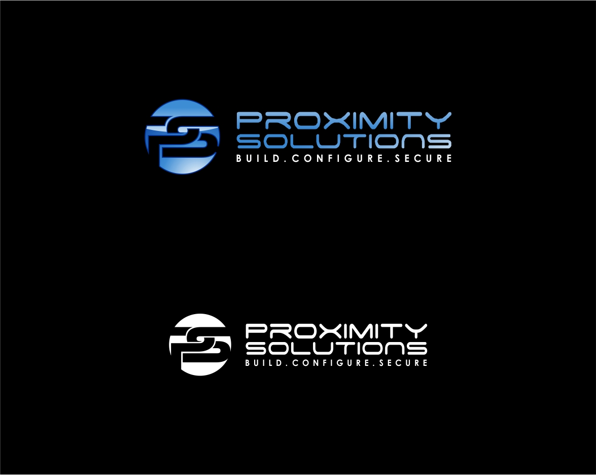 Logo Design by haidu - Entry No. 32 in the Logo Design Contest New Logo Design for Proximity Solutions.