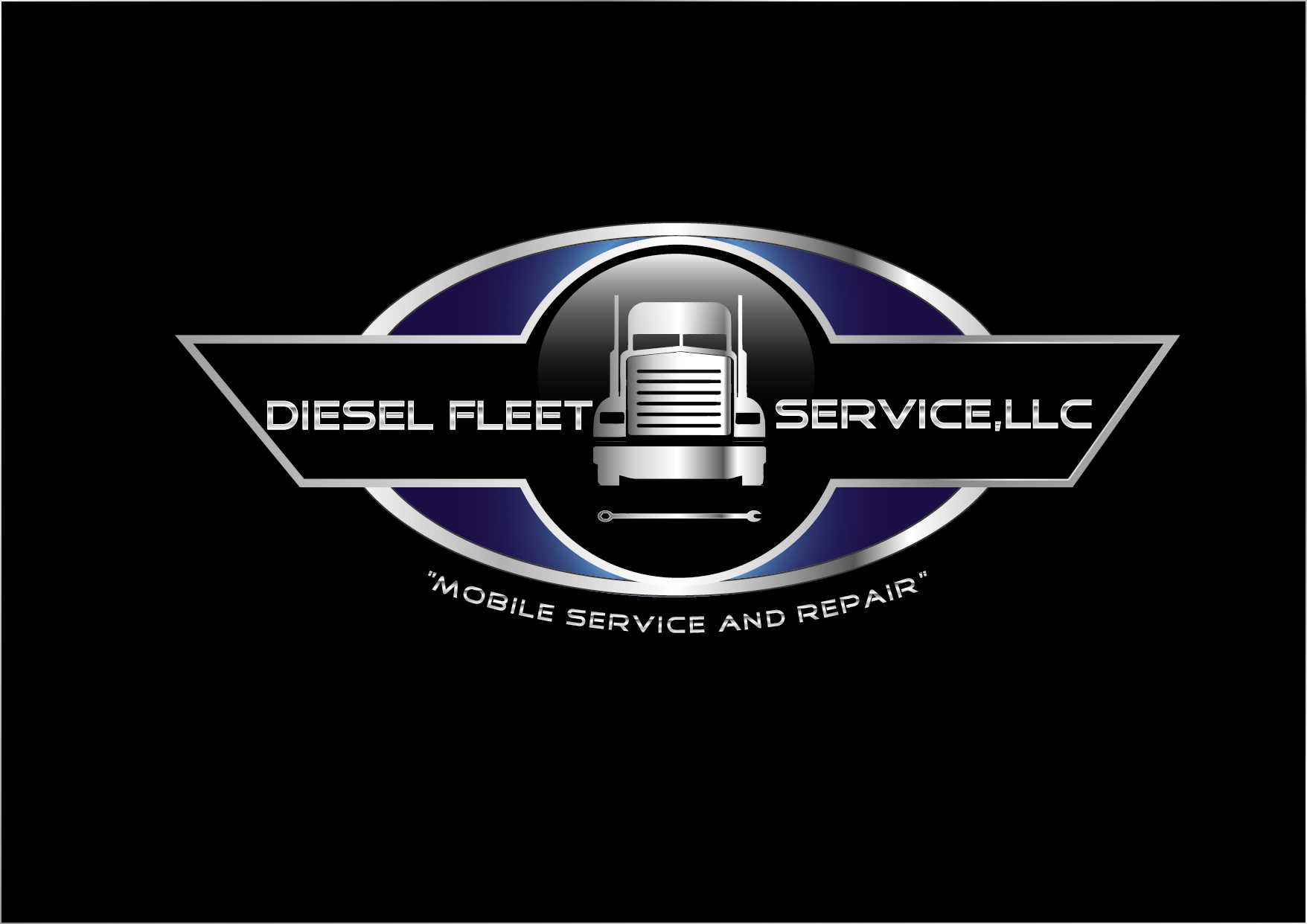 Logo Design by VENTSISLAV KOVACHEV - Entry No. 63 in the Logo Design Contest Artistic Logo Design for Diesel Fleet Service, LLC.