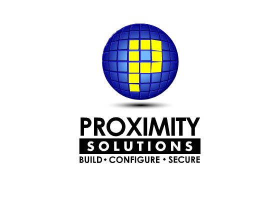 Logo Design by Ismail Adhi Wibowo - Entry No. 33 in the Logo Design Contest New Logo Design for Proximity Solutions.
