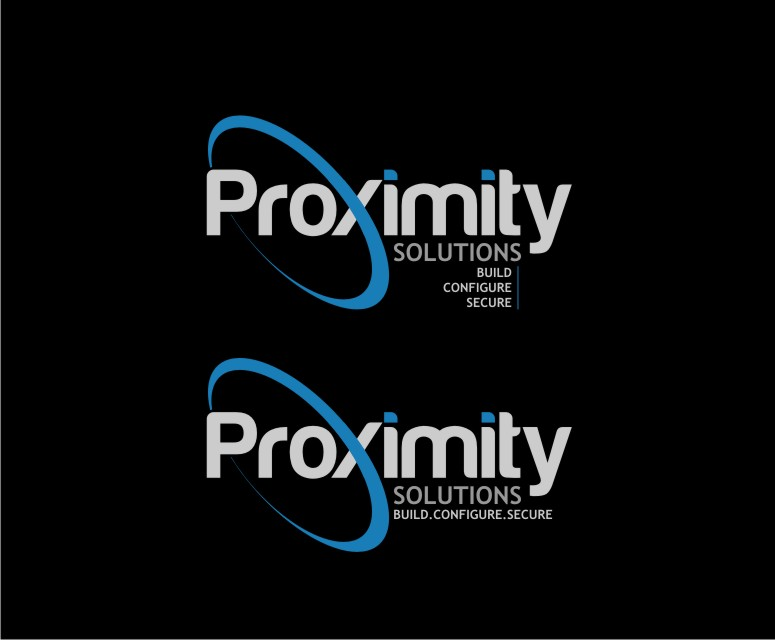 Logo Design by untung - Entry No. 35 in the Logo Design Contest New Logo Design for Proximity Solutions.