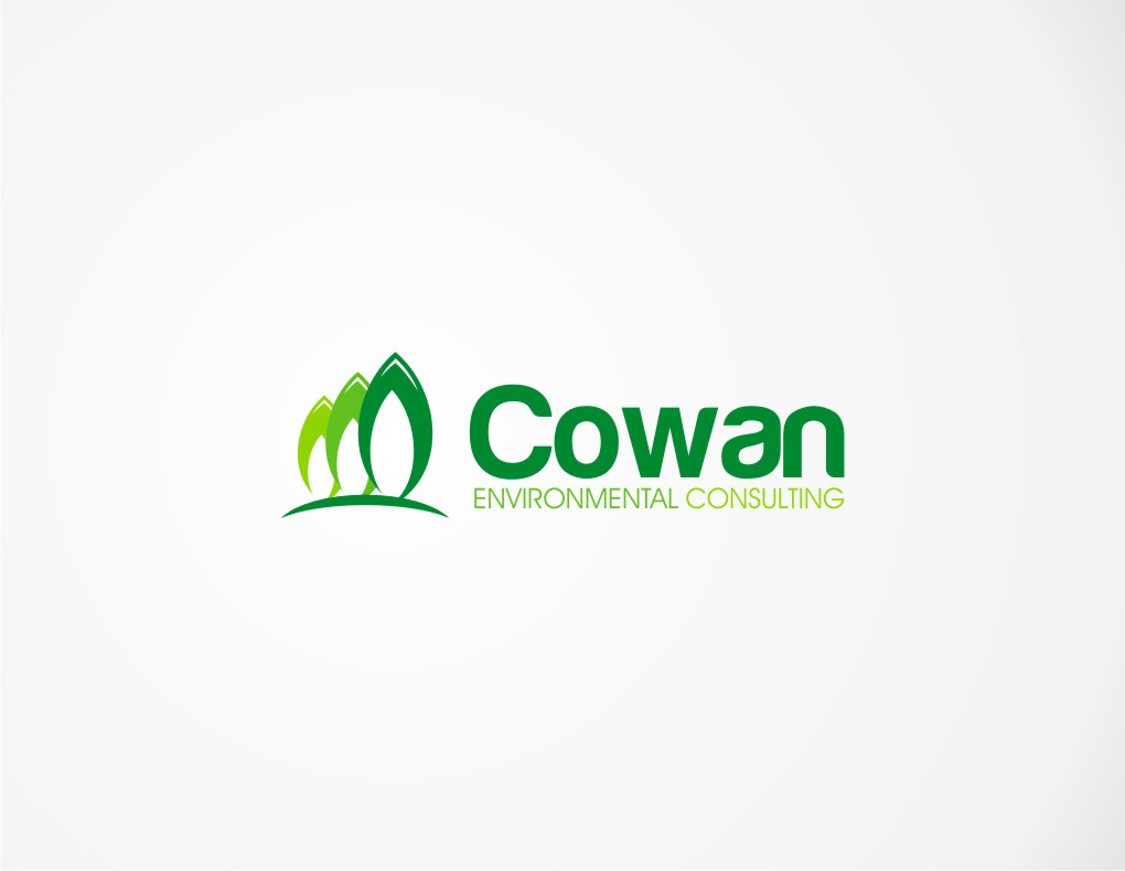 Logo Design by untung - Entry No. 3 in the Logo Design Contest Fun Logo Design for Cowan Environmental Consulting.