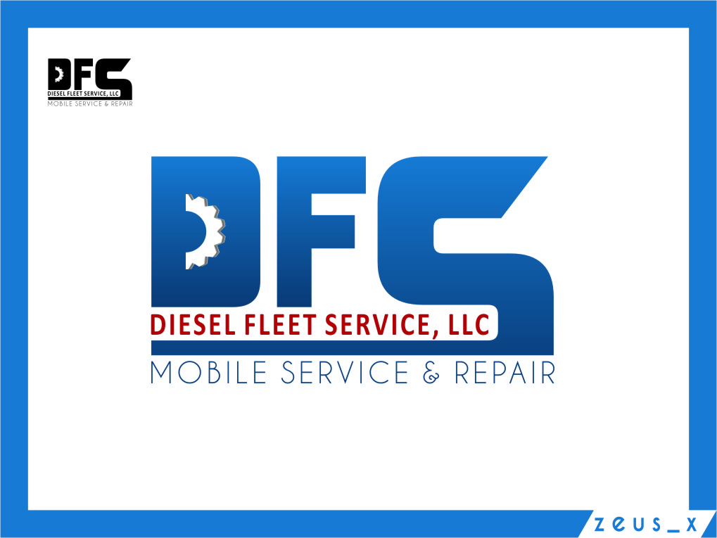 Logo Design by Ngepet_art - Entry No. 73 in the Logo Design Contest Artistic Logo Design for Diesel Fleet Service, LLC.