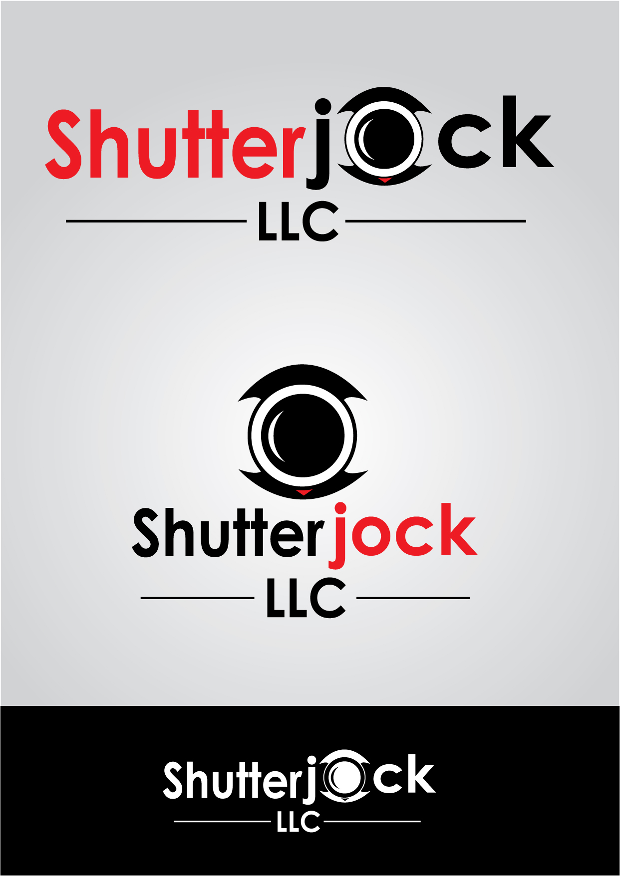 Logo Design by mediaproductionart - Entry No. 54 in the Logo Design Contest Unique Logo Design Wanted for Shutterjock LLC.