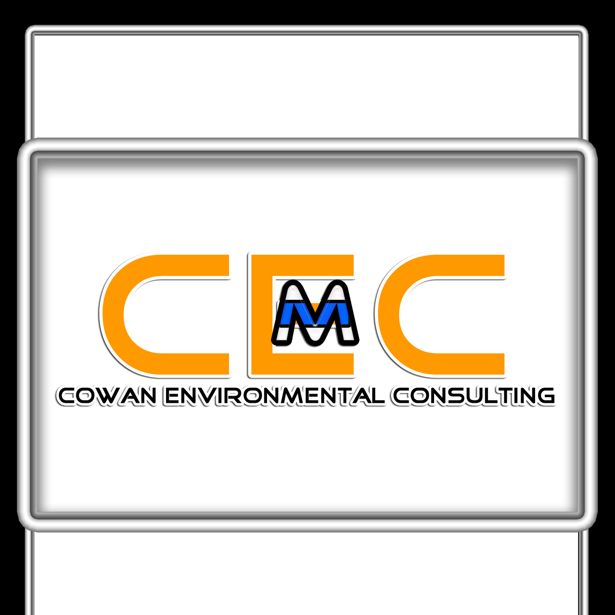 Logo Design by MITUCA ANDREI - Entry No. 5 in the Logo Design Contest Fun Logo Design for Cowan Environmental Consulting.