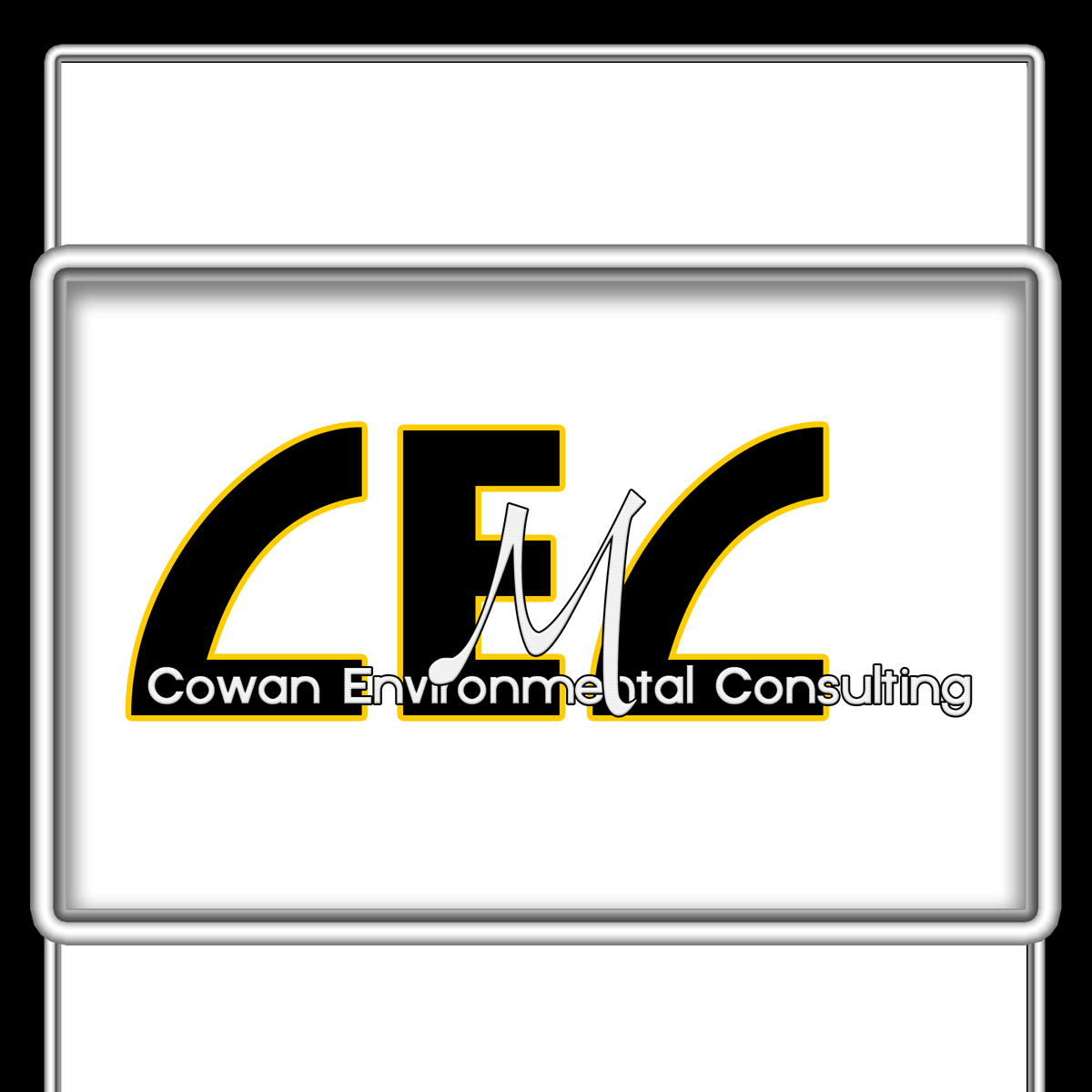 Logo Design by MITUCA ANDREI - Entry No. 7 in the Logo Design Contest Fun Logo Design for Cowan Environmental Consulting.