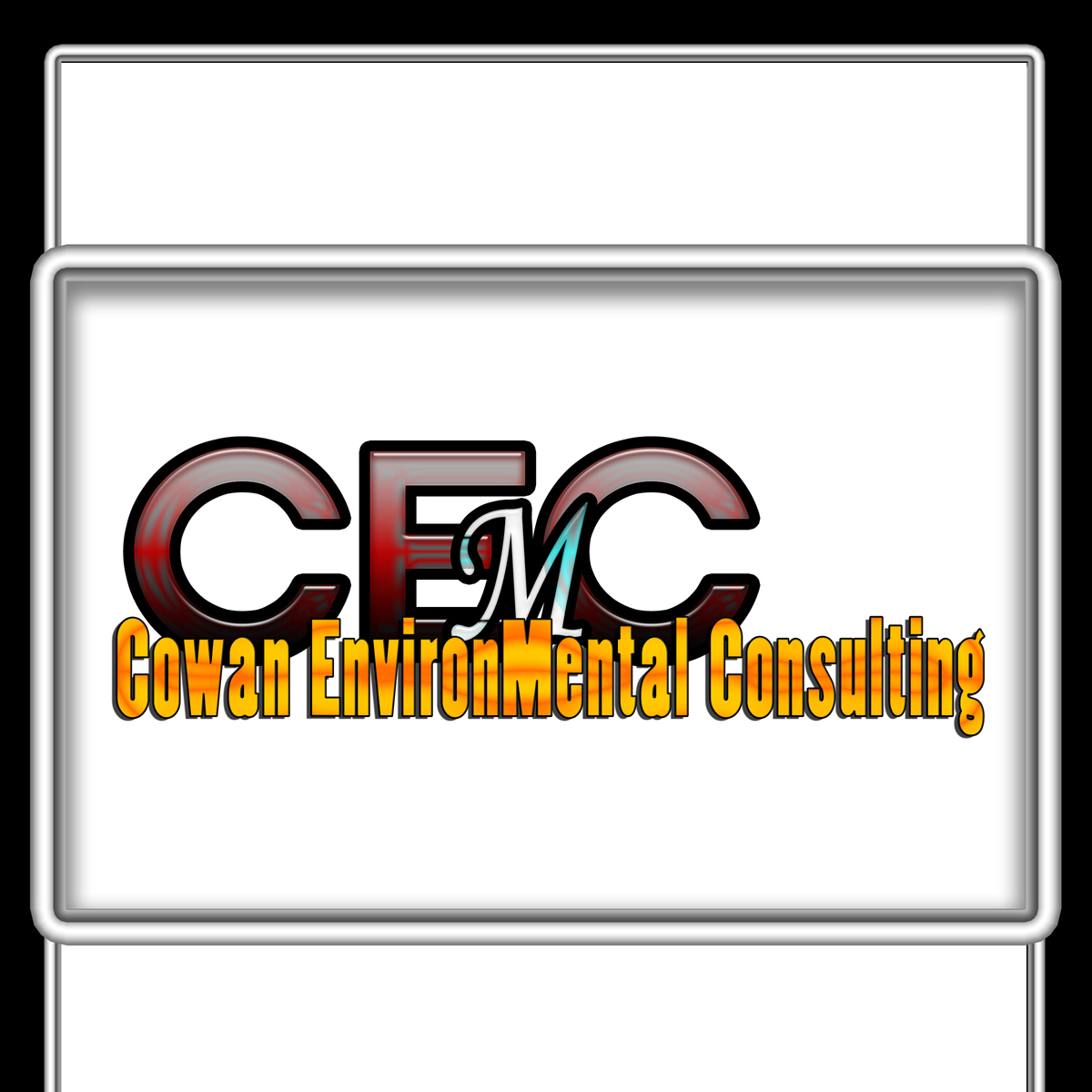 Logo Design by MITUCA ANDREI - Entry No. 8 in the Logo Design Contest Fun Logo Design for Cowan Environmental Consulting.