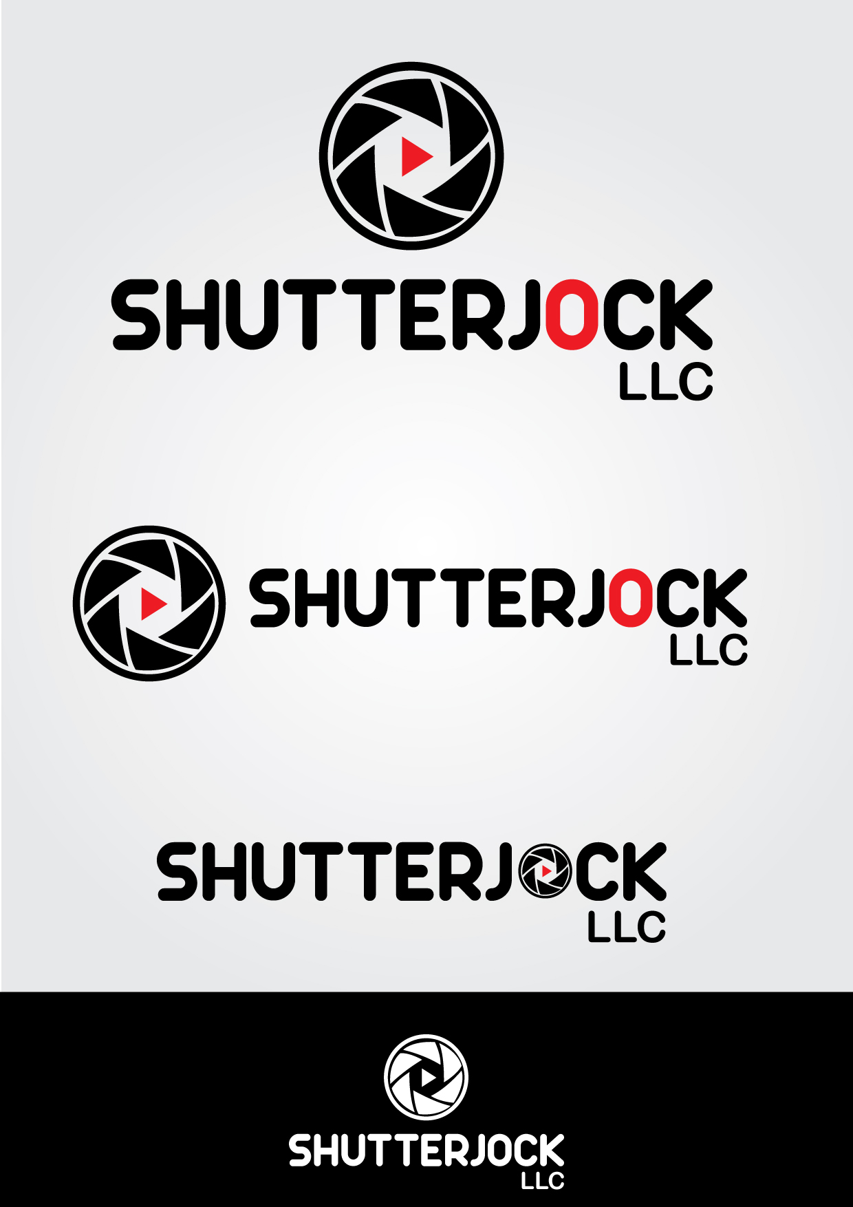Logo Design by mediaproductionart - Entry No. 55 in the Logo Design Contest Unique Logo Design Wanted for Shutterjock LLC.
