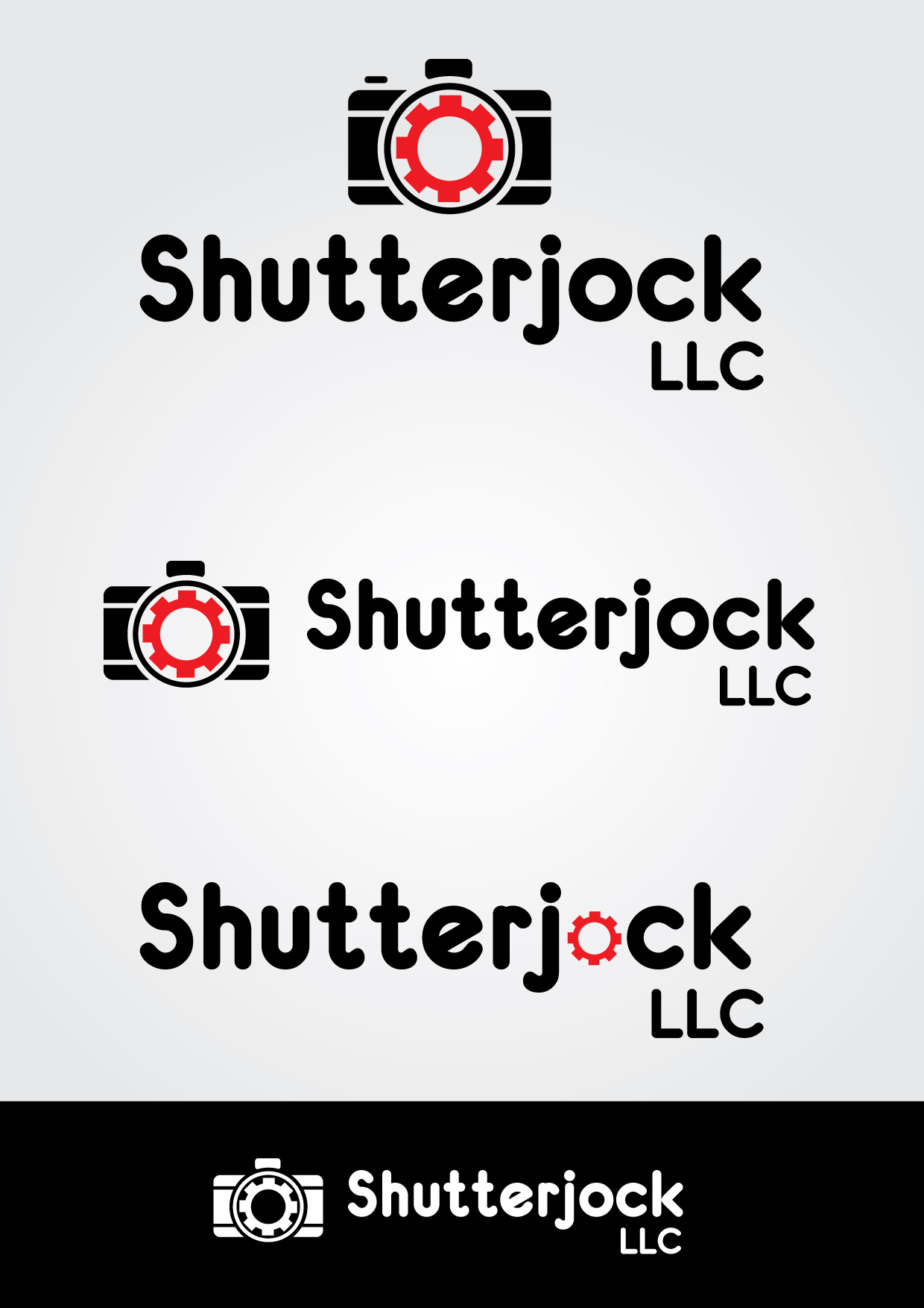 Logo Design by mediaproductionart - Entry No. 57 in the Logo Design Contest Unique Logo Design Wanted for Shutterjock LLC.