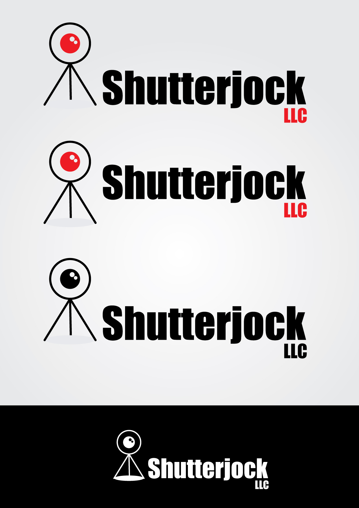 Logo Design by mediaproductionart - Entry No. 58 in the Logo Design Contest Unique Logo Design Wanted for Shutterjock LLC.