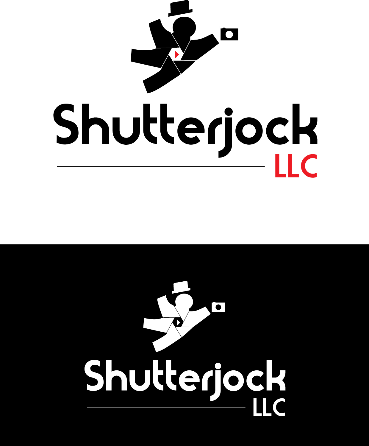 Logo Design by mediaproductionart - Entry No. 60 in the Logo Design Contest Unique Logo Design Wanted for Shutterjock LLC.