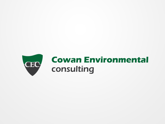 Logo Design by khoirul.azm - Entry No. 14 in the Logo Design Contest Fun Logo Design for Cowan Environmental Consulting.