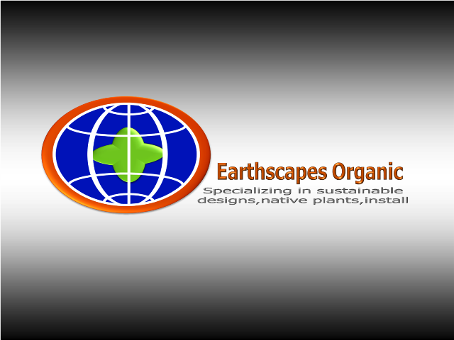 Logo Design by openartposter - Entry No. 2 in the Logo Design Contest Earthscapes Organic.