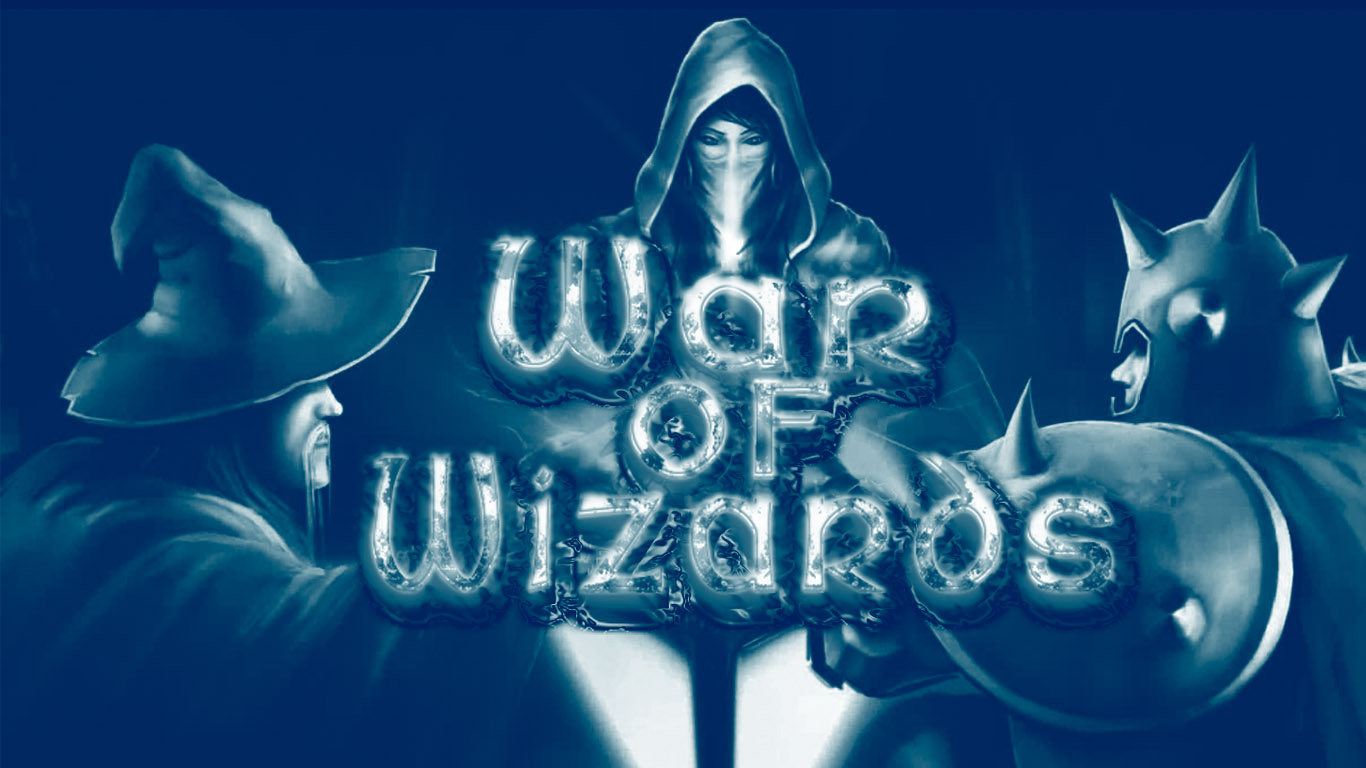 Banner Ad Design by Private User - Entry No. 42 in the Banner Ad Design Contest Banner Ad Design - War of Wizards (fantasy game).