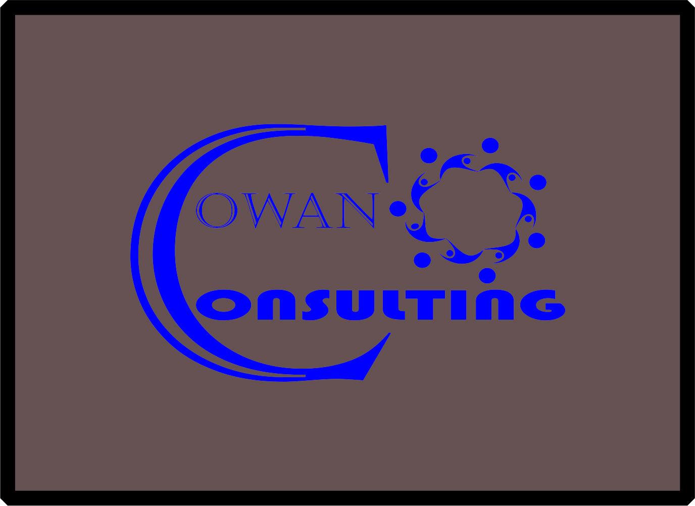 Logo Design by Teguh Hanuraga - Entry No. 17 in the Logo Design Contest Fun Logo Design for Cowan Environmental Consulting.