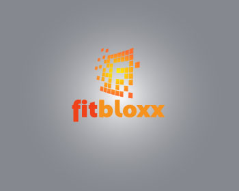 Logo Design by moonflower - Entry No. 11 in the Logo Design Contest FitBloxx (creating block fits for the apparel industry).