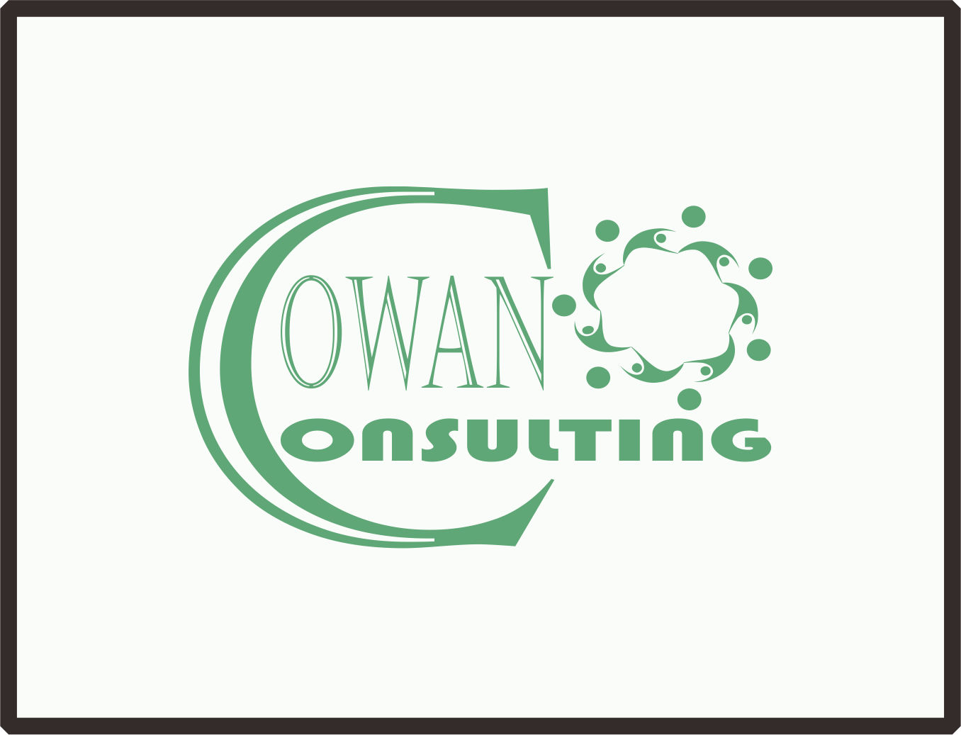 Logo Design by Teguh Hanuraga - Entry No. 18 in the Logo Design Contest Fun Logo Design for Cowan Environmental Consulting.