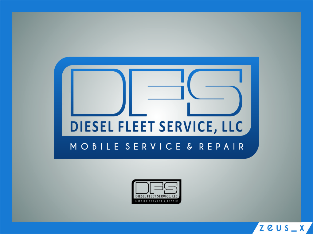 Logo Design by RoSyid Rono-Rene On Java - Entry No. 74 in the Logo Design Contest Artistic Logo Design for Diesel Fleet Service, LLC.