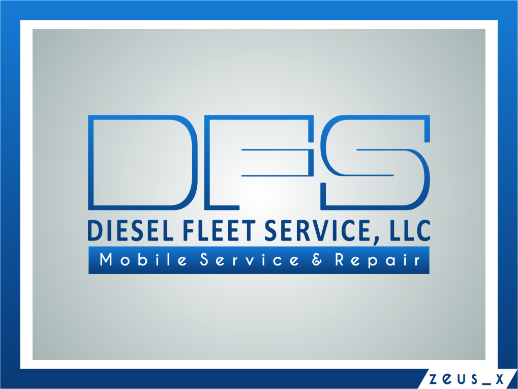 Logo Design by RasYa Muhammad Athaya - Entry No. 75 in the Logo Design Contest Artistic Logo Design for Diesel Fleet Service, LLC.