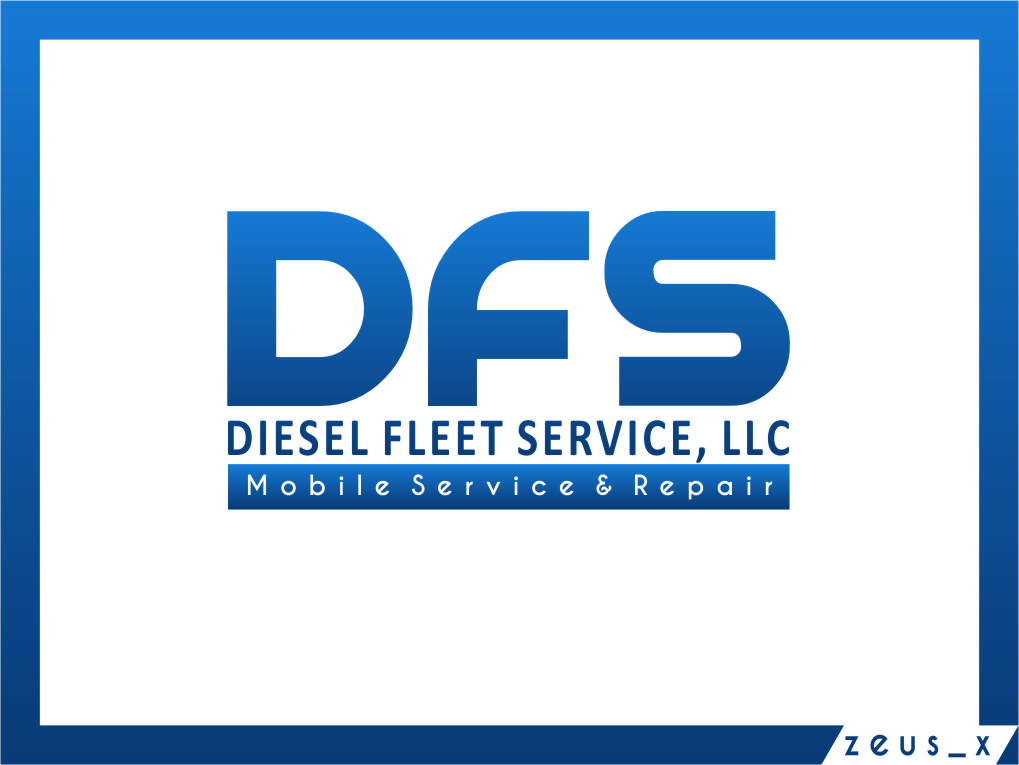 Logo Design by RasYa Muhammad Athaya - Entry No. 76 in the Logo Design Contest Artistic Logo Design for Diesel Fleet Service, LLC.