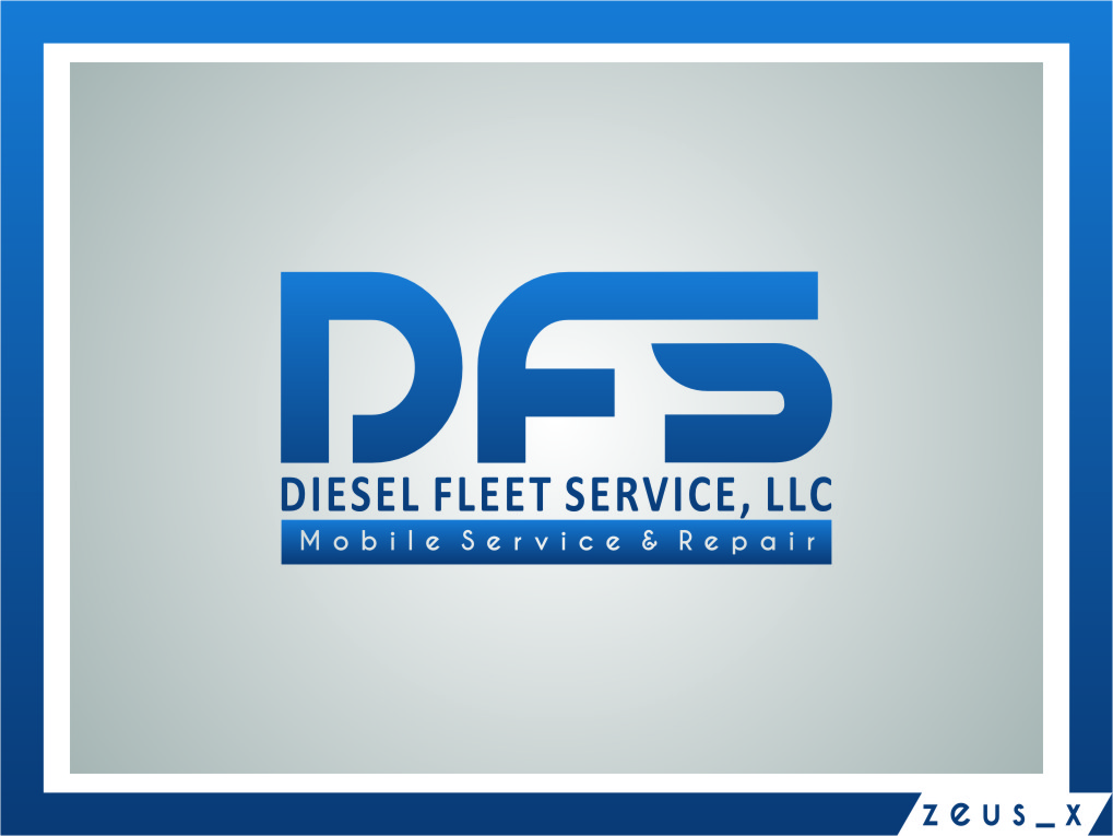 Logo Design by Ngepet_art - Entry No. 77 in the Logo Design Contest Artistic Logo Design for Diesel Fleet Service, LLC.