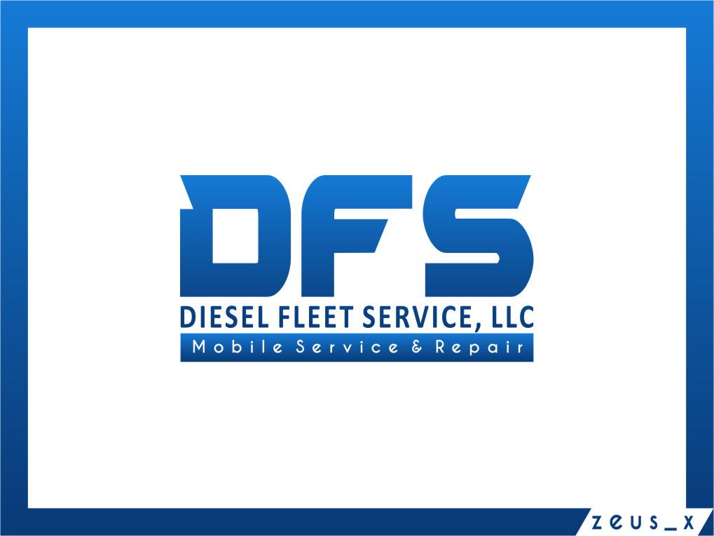Logo Design by RasYa Muhammad Athaya - Entry No. 78 in the Logo Design Contest Artistic Logo Design for Diesel Fleet Service, LLC.