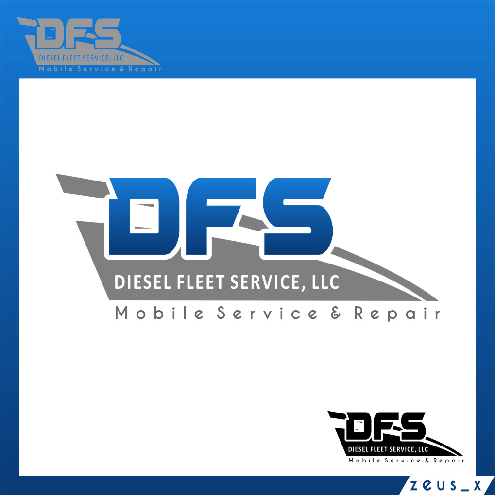 Logo Design by Ngepet_art - Entry No. 80 in the Logo Design Contest Artistic Logo Design for Diesel Fleet Service, LLC.