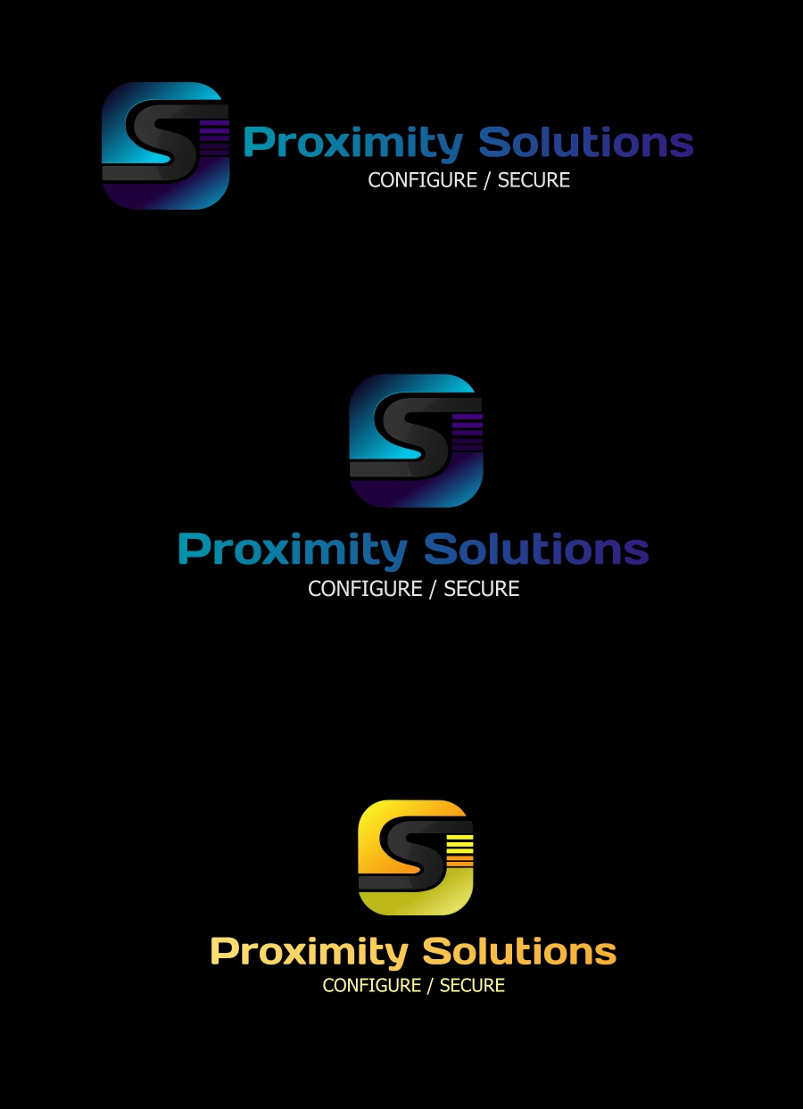 Logo Design by Private User - Entry No. 47 in the Logo Design Contest New Logo Design for Proximity Solutions.