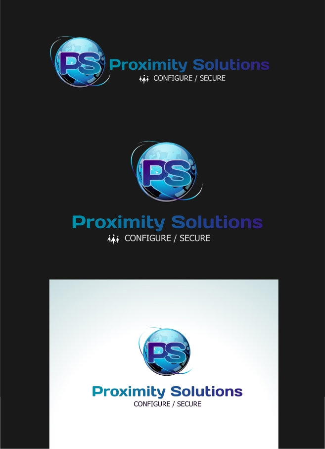 Logo Design by Private User - Entry No. 49 in the Logo Design Contest New Logo Design for Proximity Solutions.