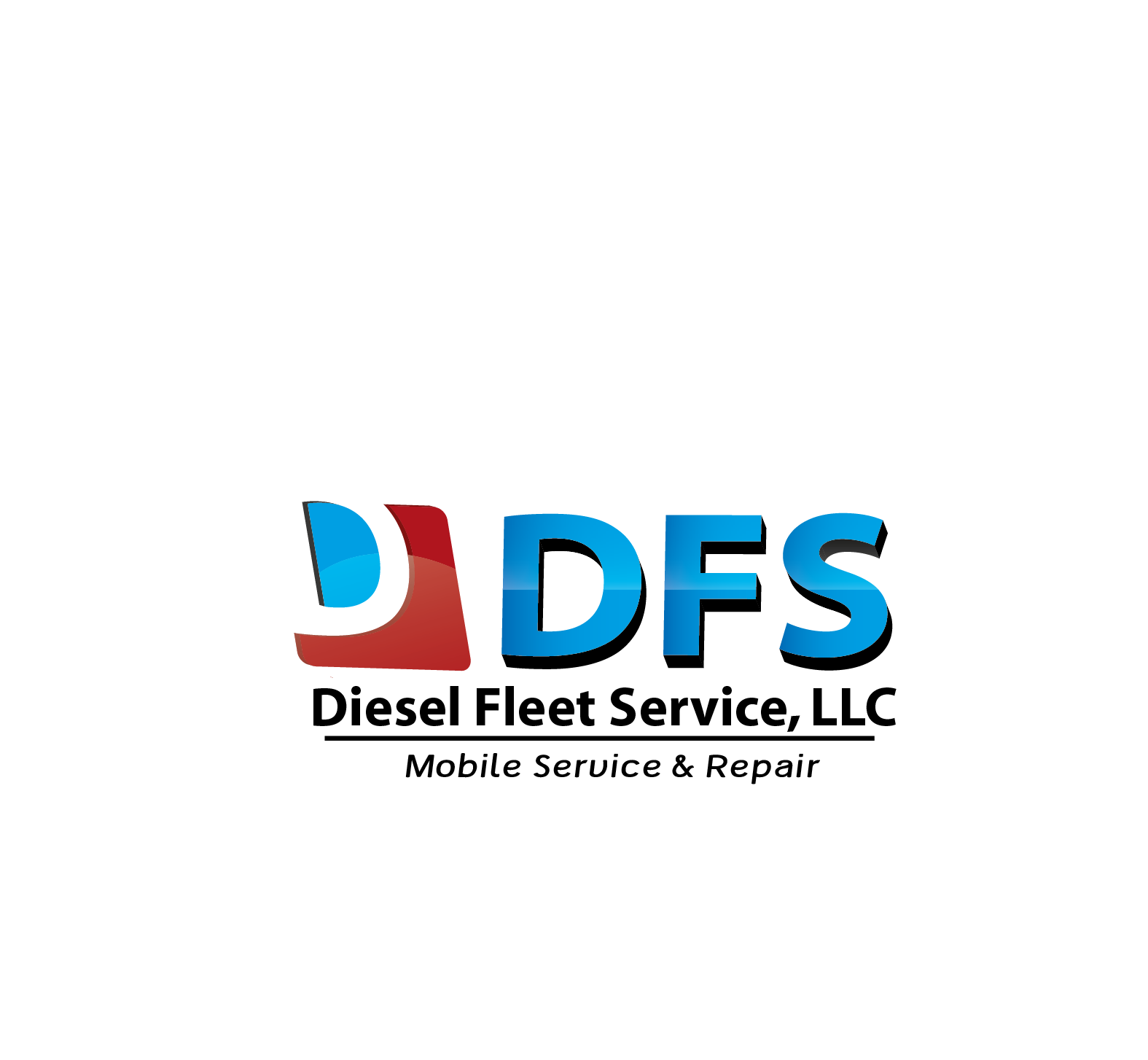 Logo Design by 354studio - Entry No. 88 in the Logo Design Contest Artistic Logo Design for Diesel Fleet Service, LLC.