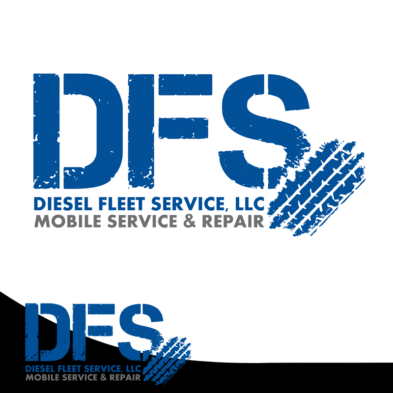 Logo Design by Private User - Entry No. 90 in the Logo Design Contest Artistic Logo Design for Diesel Fleet Service, LLC.
